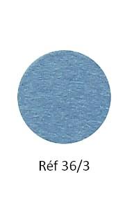 015 - Feutre bleu ciel