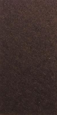 015169 - Feutre Chocolate, au mètre
