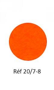 010 - Feutre orange