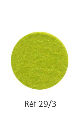 007 - Feutre vert mousse