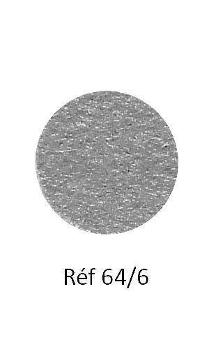 005 - Feutre gris uni