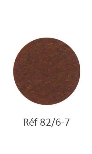 014 - Feutre marron
